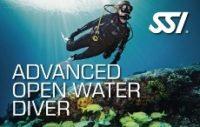 SSI Advanced Open Water Diver - продолжить обучение дайвингу