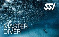 SSI Master Diver - продолжить обучение дайвингу